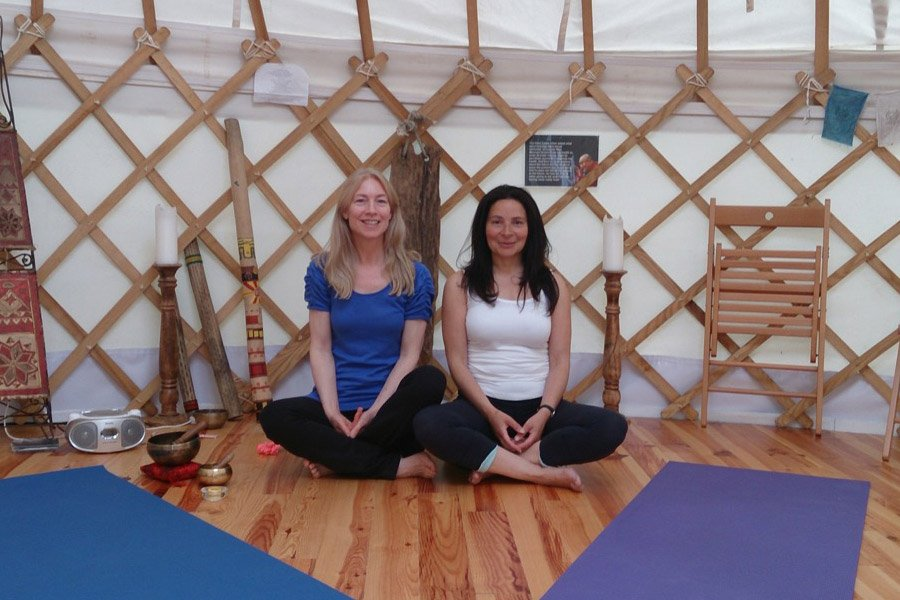 Yoga Retreat - Yurts